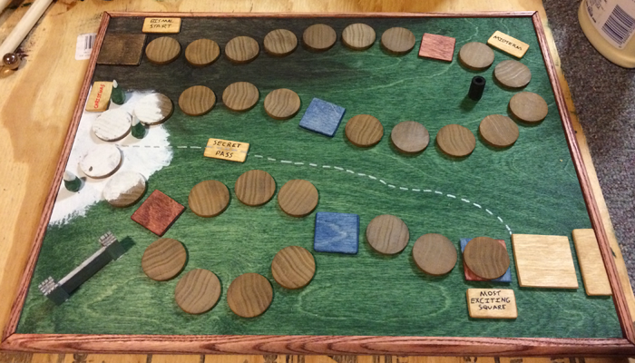 Capstone the Board Game