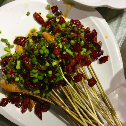 🇨🇳 Food I Remembered to Photograph On My Travels To and Thru China