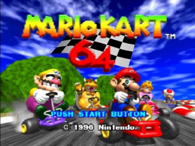 Mario Kart is a Racing Style